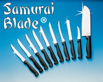 SamuraiBlade®, similar on TV, Ontdek de vlijmscherpe messenset van chefkoks