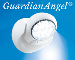 ClapLight® set van 2, Clap - Clap! Let there be light, in de slaapkamer, kledingkast en stoppenkast